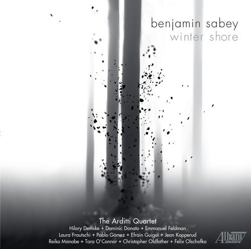Benjamin Sabey: Winter Shore