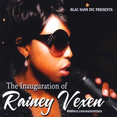 Inauguration of Rainey Vexen
