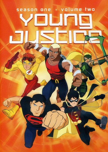 Young Justice: Season One: Volume 2