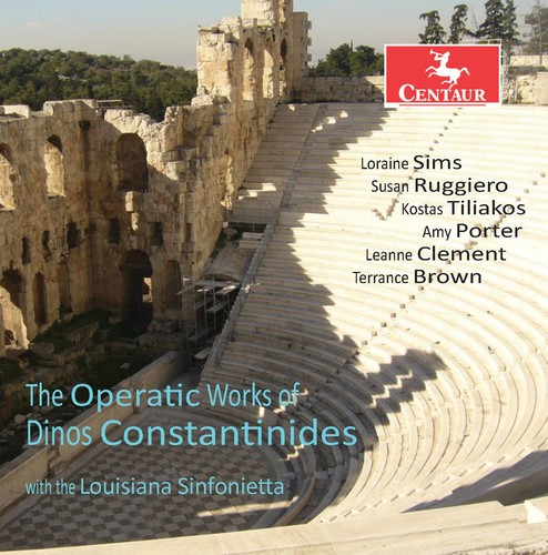 Operatic Works of Dinos Constantinides
