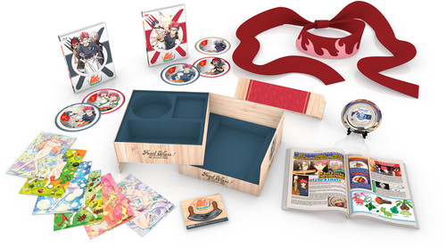 Food Wars: Second Plate (premium Box Set)