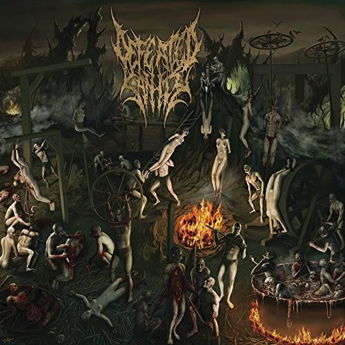 Defeated Sanity - Chapters Of Repugnance (Dlx)