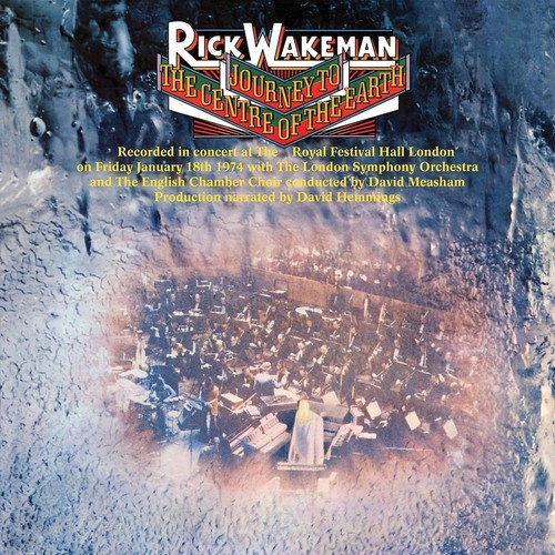 Rick Wakeman - Journey To The Centre Of The Earth (Uk)