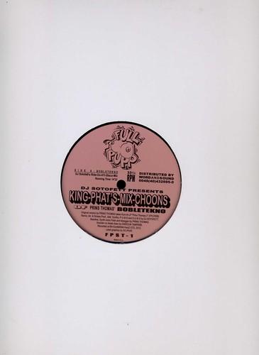 DJ Sotofett Presents King-Phats-Mix-Choons