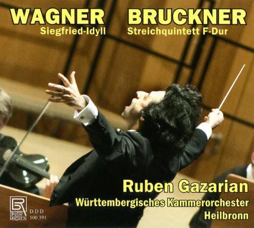 Siegfried-Idyll /  String Quintett in F Major