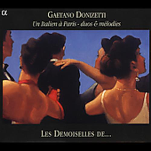 Un Italien a Paris: Duos & Melodies