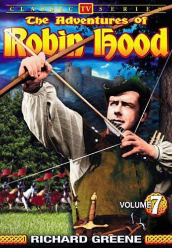 The Adventures of Robin Hood: Volume 7
