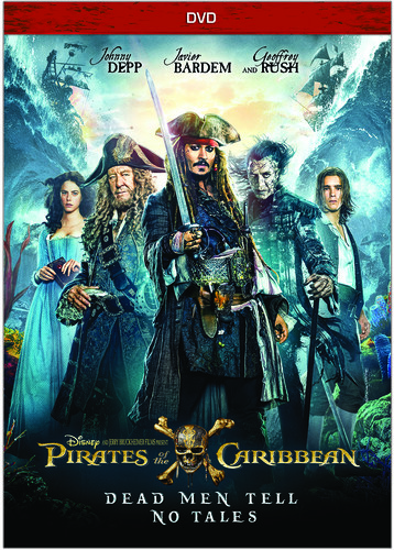 Pirates Of The Caribbean [Movie] - Pirates Of The Caribbean: Dead Men Tell No Tales
