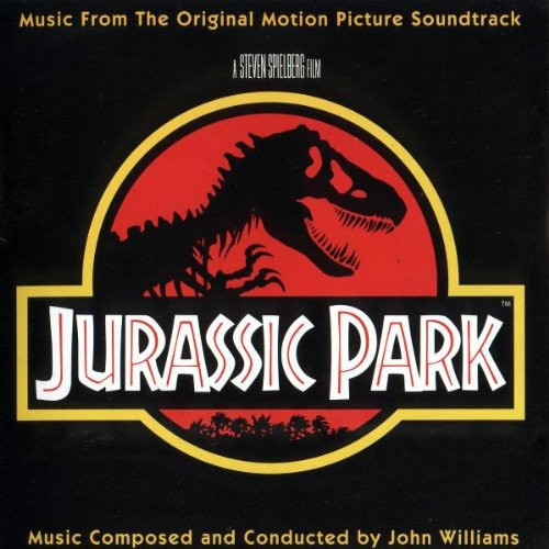 John Williams-Jurassic Park (Music From the Original Motion Picture Soundtrack)
