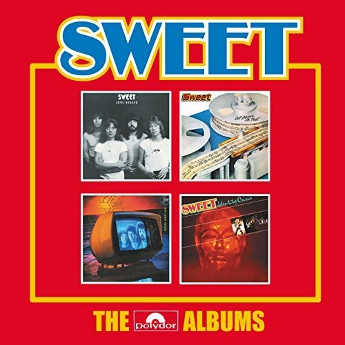 Sweet - Polydor Albums