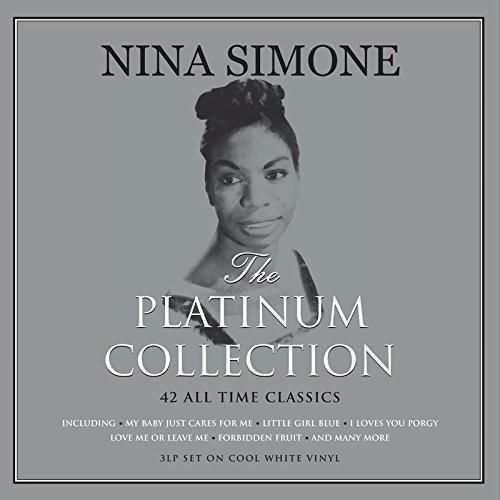 Nina Simone - Platinum Collection (White Vinyl) [Colored Vinyl] (Wht)