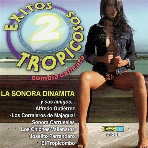 Exitos Tropicosos, Vol. 2