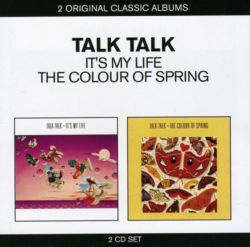 Talk Talk - Colour Of Spring + It's My Life [Import]