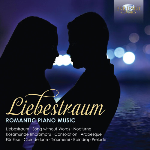 Liebestraum-Romantic Pno Music