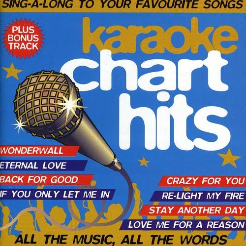 Karaoke Chart Hits