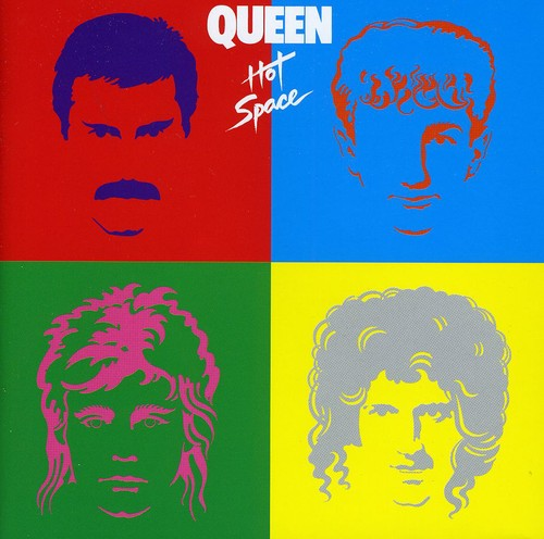 Queen - Hot Space: 2011 Remaster [Import]
