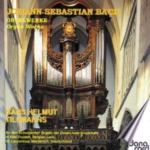 Tillmanns Plays Bach