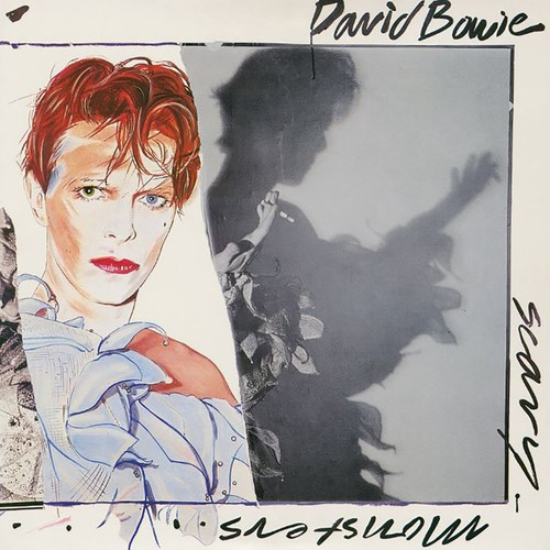 Scary Monsters (And Super Creeps) (2017 Remastered Version)(Vinyl)