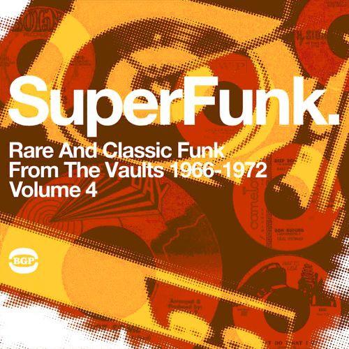 Super Funk, Vol. 4 [Import]
