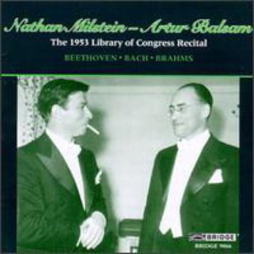 1953 Library of Congress Recital