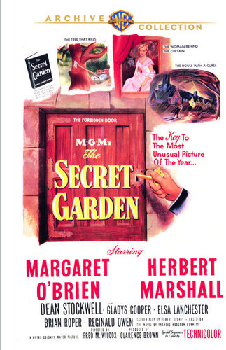 The Secret Garden [Movie] - The Secret Garden [1949]