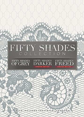 Fifty Shades Of Grey - Fifty Shades: 3-Movie Collection