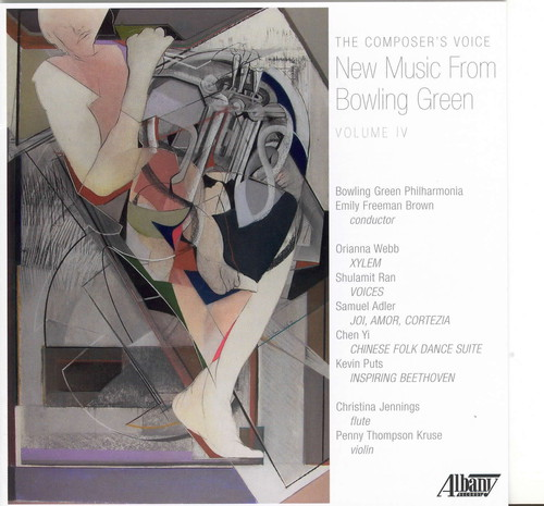 New Music from Bowling Green Vol. 4