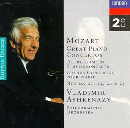 Piano Concertos 20-25