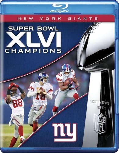NFL Super Bowl Xlvi: 2011 New York Giants