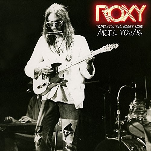 Neil Young - Roxy: Tonight's The Night Live [2LP]