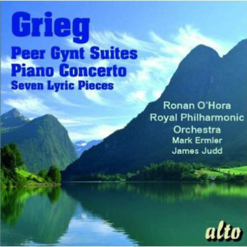 Peer Gynt Suites /  Piano Concerto
