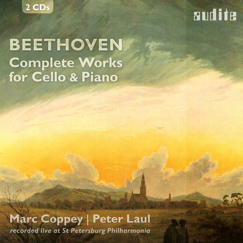 Complete Works for Cello & Piano