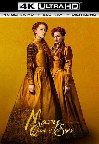 Mary Queen of Scots [4K Ultra HD Blu-ray/Blu-ray]