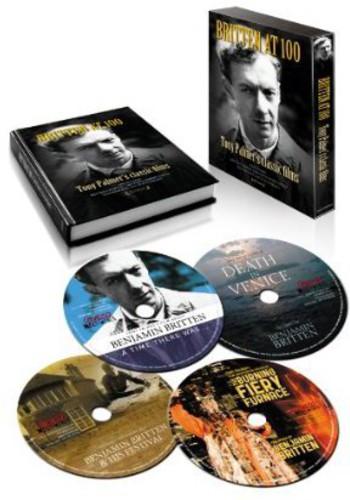Britten at 100-Tony Palmer's Classic Films [Import]
