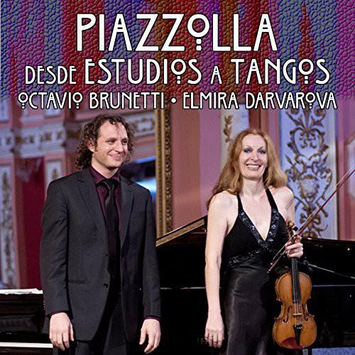 Elmira Darvarova - Desde Estudios A Tangos