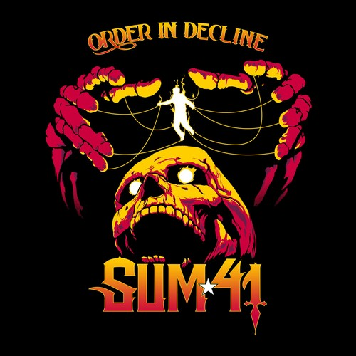 Sum 41 - Order In Decline [LP]
