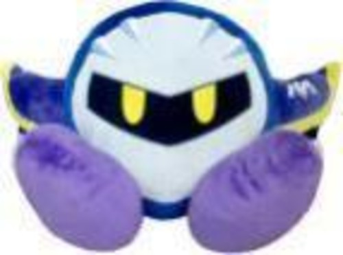 - Little Buddy Kirby Adventure Metaknight Pillow