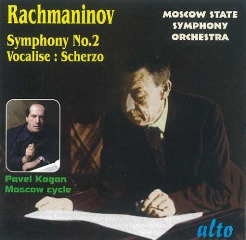 Symphony 2 /  Vocalise /  Scherzo in D minor