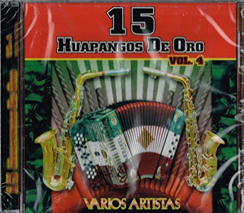 15 Huapangos De Oro, Vol. 4