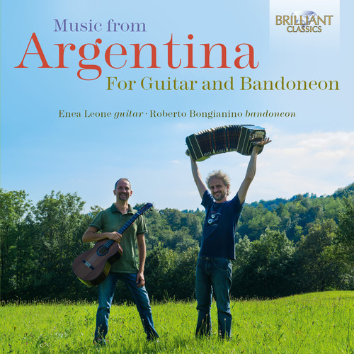 Music from Argentina for Guitar & Bandoneon