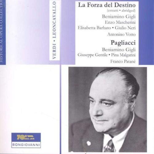La Forza Del Destino (Abridged) /  Pagliacci