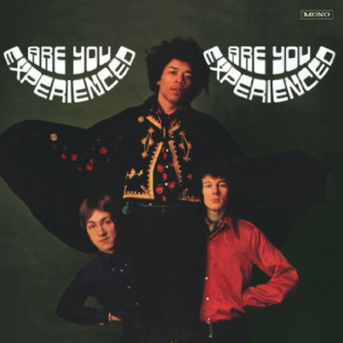 Jimi Hendrix - Are You Experienced (Uk)