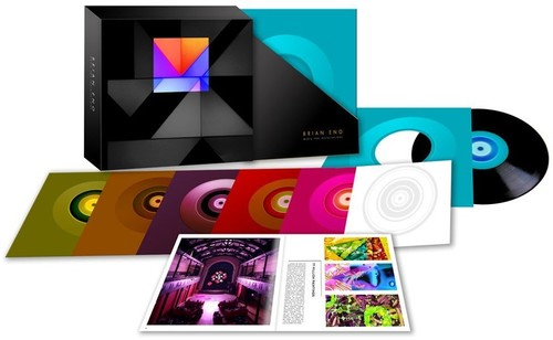 Brian Eno - Music For Installations [Limited Edition LP Box Set]