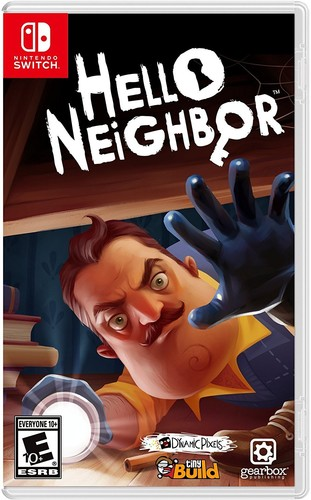 Hello Neighbor - Hello Neighbor for Nintendo Switch