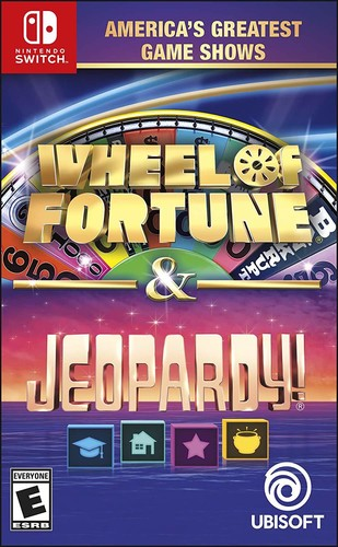 - America's Greatest Gameshows - Wheel & Jeopardy for Nintendo Switch