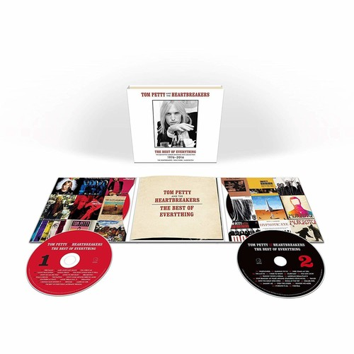 Tom Petty-The Best Of Everything - The Definitive Career Spanning Hits Collection