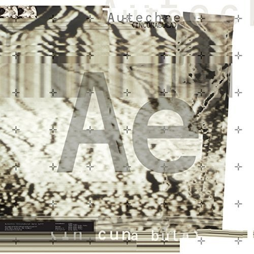 Autechre - Incunabula [Vinyl]