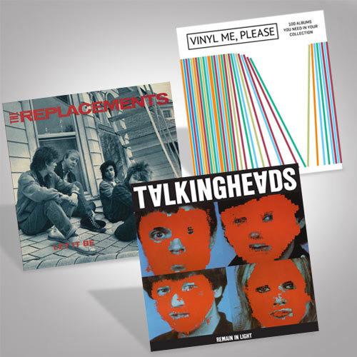 Vinyl Collection Starter: Set 2