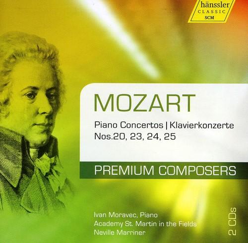 Ivan Moravec - Premium Composers Vol 3