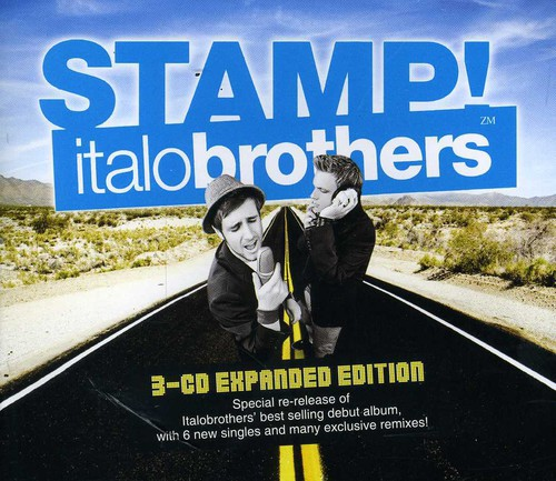 Stamp!: Expanded 3 CD Edition [Import]